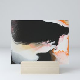 Lava Flow Mini Art Print