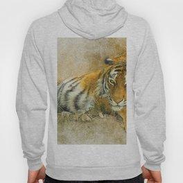 Tiger Predator Animal Hoody