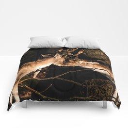 Deer Love Comforters