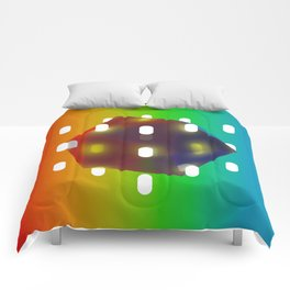 TEKNIKOLOR Comforters