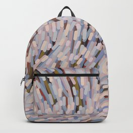 Fall pastel whirl  Backpack