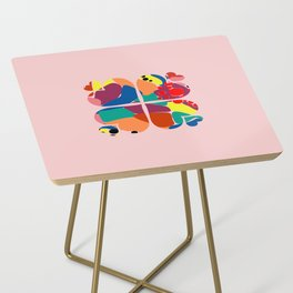 Heart Star Side Table
