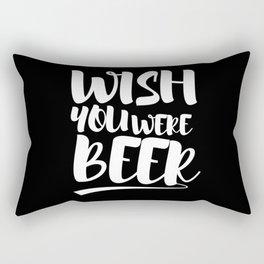 Beer Drinker Gifts Rectangular Pillow