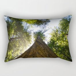 the forest for the tree Rectangular Pillow