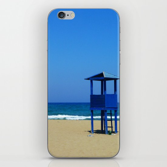Creta Seeside iPhone & iPod Skin