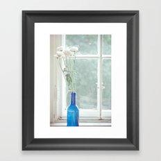 Pastel Wishes Framed Art Print