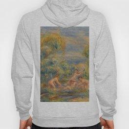 """Auguste Renoir """"Étude de baigneuses"""" Hoody"""