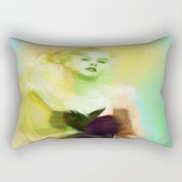 The Voice of the Air Rectangular Pillow
