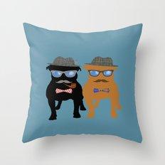 SHERLOCKS Throw Pillow