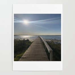 The longest jetty Poster