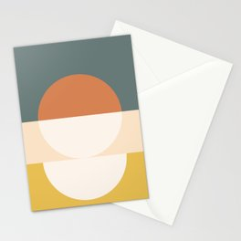 Abstract 02 Stationery Cards