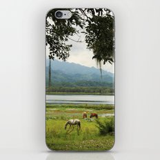 Honduras - A quiet Wednesday iPhone & iPod Skin