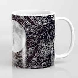 Moon Glow Coffee Mug