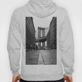 Manhattan Bridge Dumbo Brooklyn Hoody