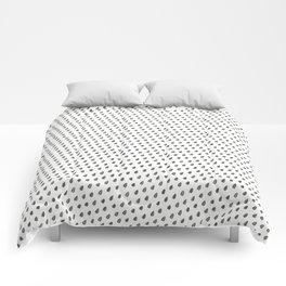 Pipas (sunflower seeds) pattern. Comforters
