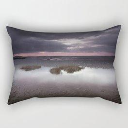 Machynys sunset Rectangular Pillow