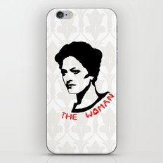 Irene Adler iPhone & iPod Skin