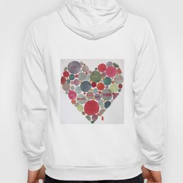 VALENTINE, my heart beats for you Hoody