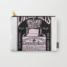 Lavender salts Carry-All Pouch