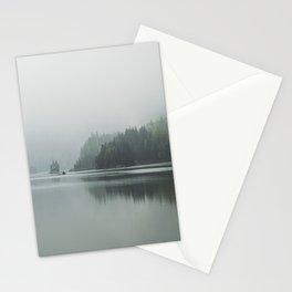 Fog - Landscape Photography Stationery Cards