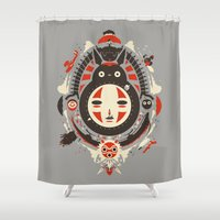 danny haas Shower Curtains featuring A New Wind by Danny Haas