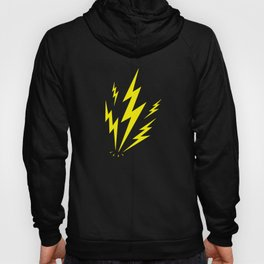 Electric Lighting Bolts Hoody