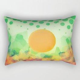 Landscape #1 Rectangular Pillow