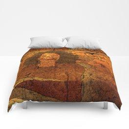 CatUna / Portrait Comforters