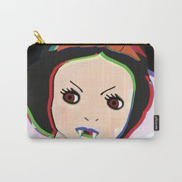Bianca Neve Carry-All Pouch