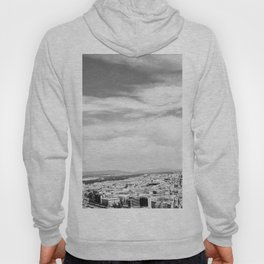 Budapest from the hill Hoody