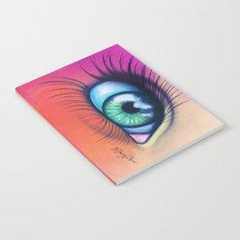 Kaleidoscopic Vision Notebook