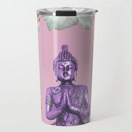 Lavender Buddha Travel Mug