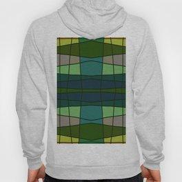 Green Pattern Turtle Hoody