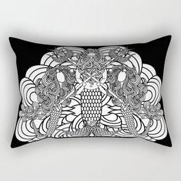 Tunes with Nep 2 Rectangular Pillow