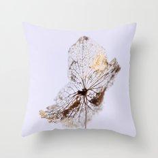 Delicate  - JUSTART © Throw Pillow