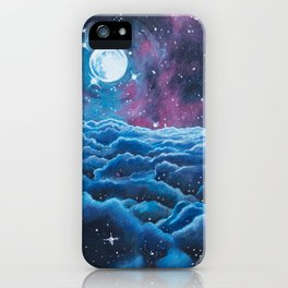 Cloud Gathering iPhone Case