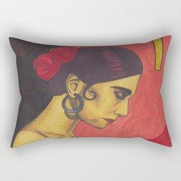 Surfer Rosa (Luxemburg) Rectangular Pillow