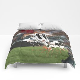 Cristiano Abstract Art Comforters