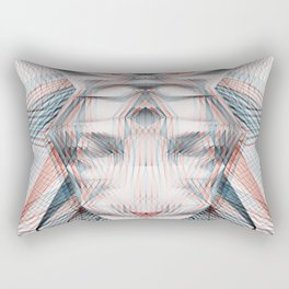 UNDO | Out the hype, believe the hive Rectangular Pillow