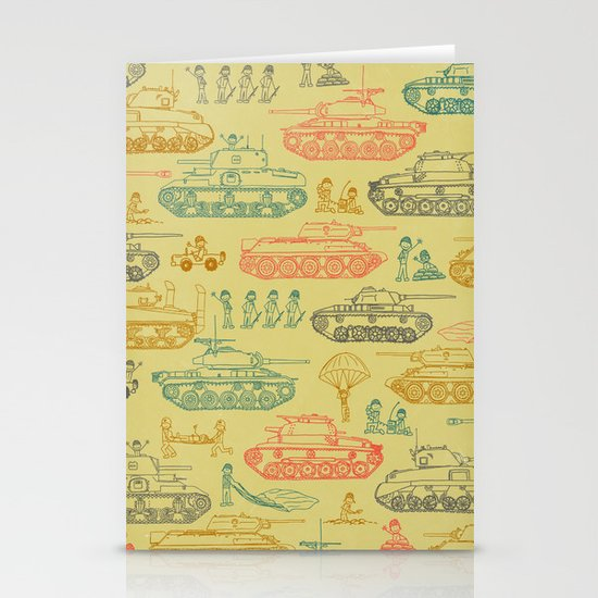 Tanks For Everything Stationery Cards
