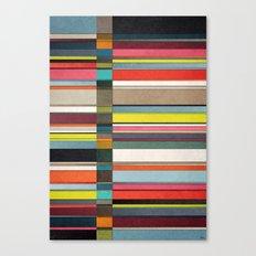 colorsplit 2 Canvas Print