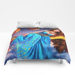 Live in my dreams Nina Vels Comforters