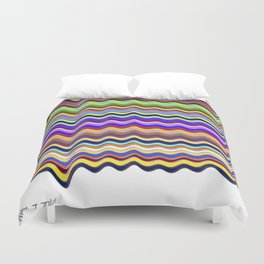 flow Duvet Cover