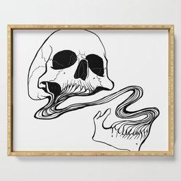 Skull (Grind) Serving Tray
