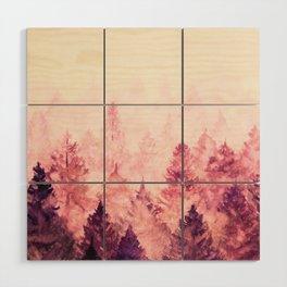 Fade Away III Wood Wall Art