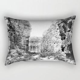 Havasu Canyon at the Grand Canyon Rectangular Pillow
