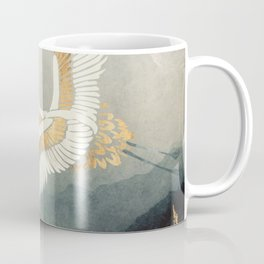Elegant Flight Coffee Mug