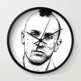 Taxi Driver - Travis Bickle De Niro Wall Clock