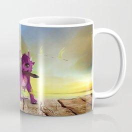 Dragonlings of Valdier: Jade Coffee Mug
