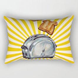 Toaster Rectangular Pillow